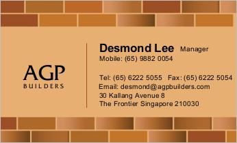 Create a new business card d10002 colourmoves